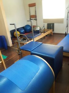 Studio Pilates Sintonia do Corpo
