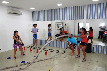 Estúdio Saúde Treinamento Personalizado -