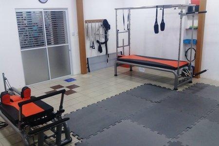 Estúdio Saúde Treinamento Personalizado