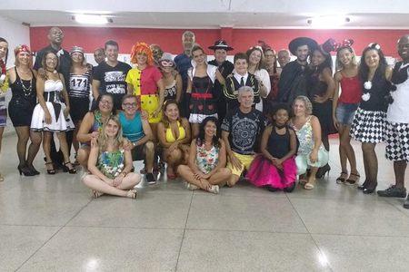 Dança Paulinho de Carvalho
