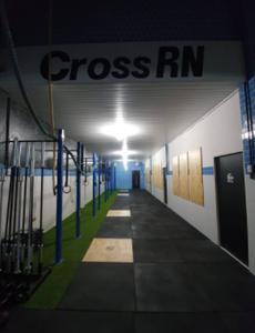 Cross Rn