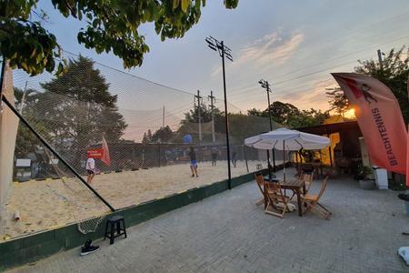 Play Tennis - Beach Tennis Butantã -