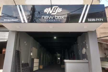 New Box Crossfit -