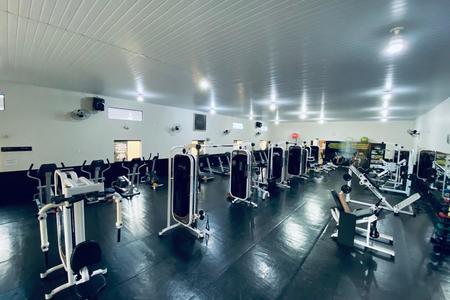 Academia Bem Estar Fitness -