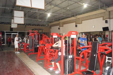 Underworld Gym -