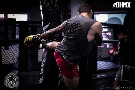 BHMX MMA Villahermosa -