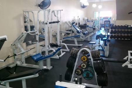 Academia Corpo Esporte