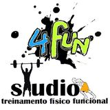 4 Fun Studio Treinamento Fisico Funcional - logo