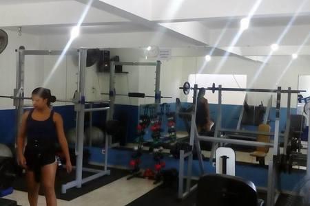 Academia Inova fitness -