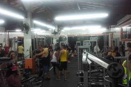 Academia Bless Fitness -