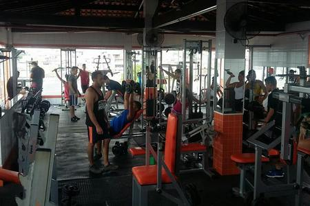 Academia Bless Fitness
