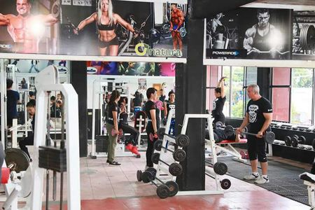 Gorilla Gym Sucursal Zacatepec