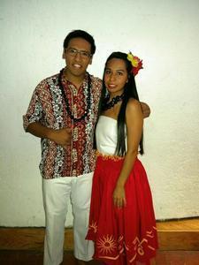 Danza Hawaiana Moala Lehua -