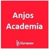 Anjos Fitness Unidade 3 - logo