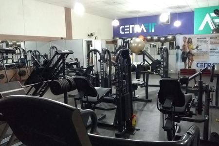Academia Cetrafit -