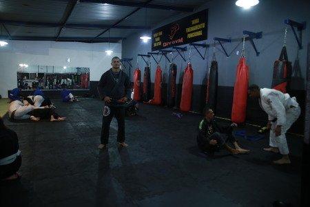 Centro de Treinamento de Artes Marciais Guy Gym -