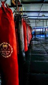 Centro de Treinamento de Artes Marciais Guy Gym