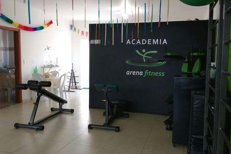 Academia Arena Fitness -