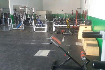 Academia Shock Life Fitness