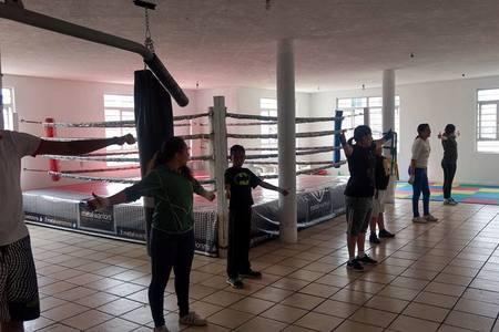 Rick Kick Boxing Sucursal Periodismo -