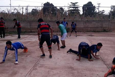 Centro de Formacion Deportiva Martin Lancero AC.