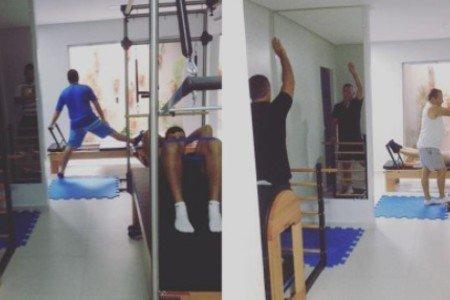 Equílibrio Pilates Studio e Fisioterapia -