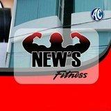 New's Fitness - logo