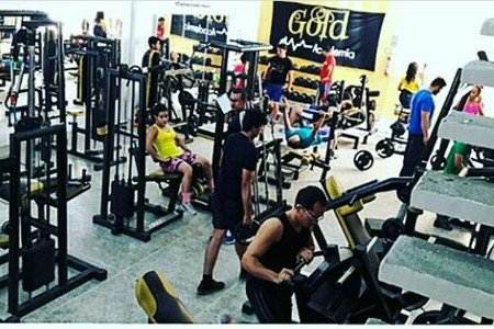 Gold Academia -