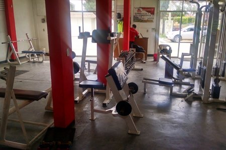 Mr Gym