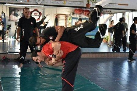WT Kung Fu Jose C Paz