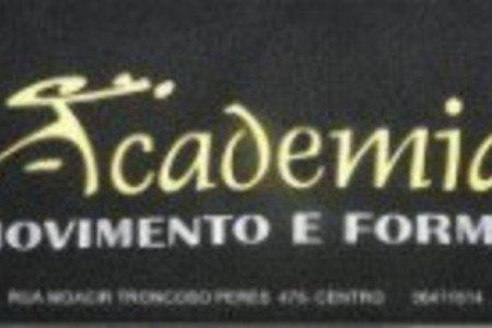 Academia Movimento e Forma -