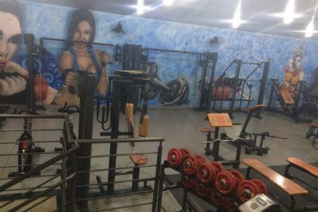 Academia Nova Forma Fitness -