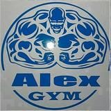 Alex Gym - logo