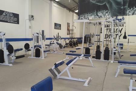 Bolas Gym -