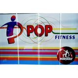 Academia Pop Fitness - logo