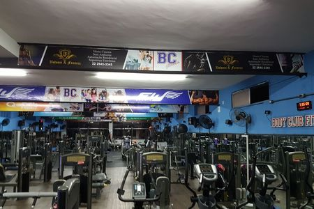 Body Club Fitness Academia -