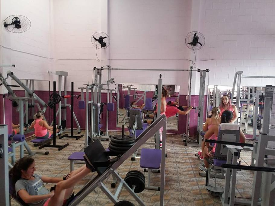4f55d2286 Academia Feminina Espaço Fitness - Piracicamirim - Piracicaba - SP ...
