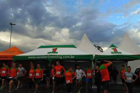 Number one Running - Celso Daniel