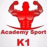 Academia K1 Esportes - logo
