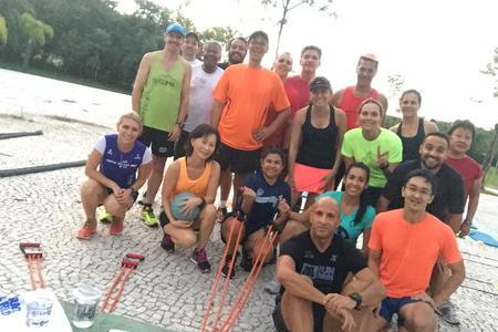 Flavio Freire – Assessoria Esportiva - Anfiteatro