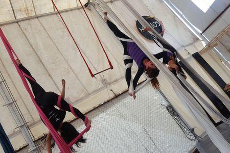 HELIOS Escuela de Artes Escénico Aéreas -