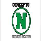 Concepto N Fitness Center - logo
