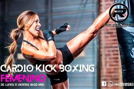 Rick Kick Boxing Sucursal Periodismo