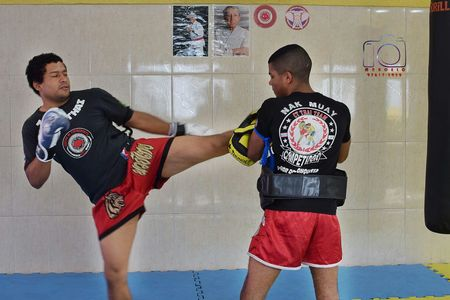 Centro de Treinamento Thai Team Dario