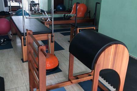 Pilates Corpo Em Equilíbrio -