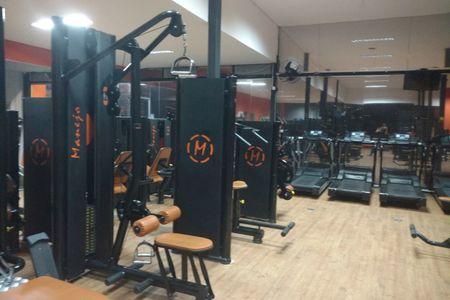 FECHADO - Workout Fit Pampulha -