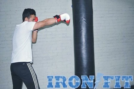 Iron Fit Extreme Workout