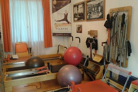 Staff VP Pilates Studio -