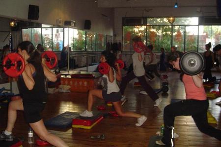Fitness One - Bonpland -