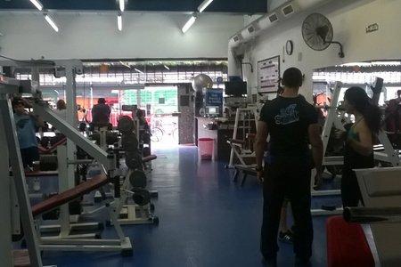 Target Gym Maipú -